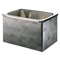 オカキン製ステンレス浴槽OK-S802