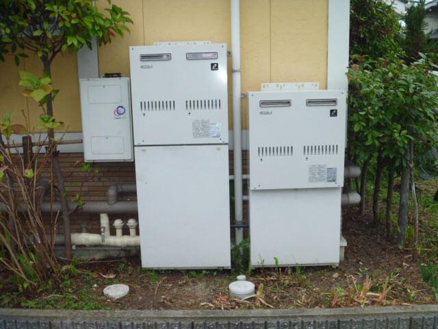 屋外式給湯器 エコジョーズ GS-S5000GW