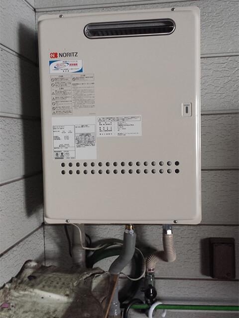 屋外式給湯器 GQ-3211WZ-2