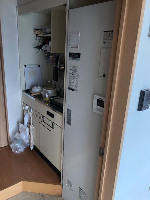 豊中市で電気温水器交換