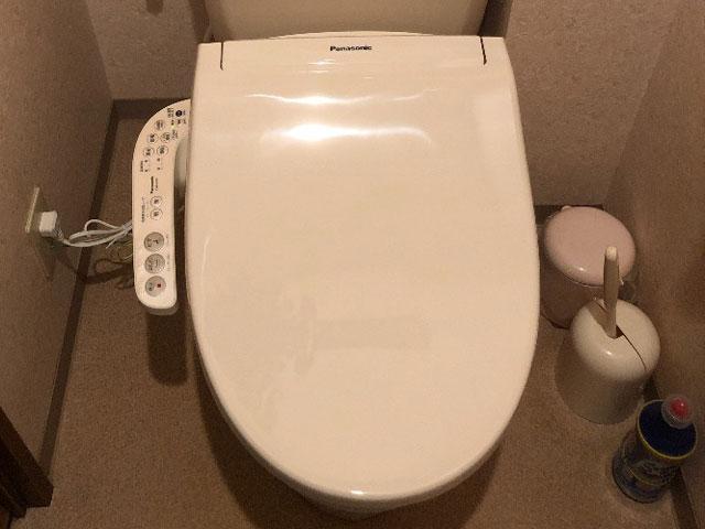 東大阪市でシャワートイレ交換